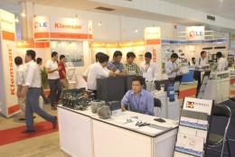 Vietnam ETE & Enertec Expo 2015 giới thiệu công nghệ mới nhất ngành điện