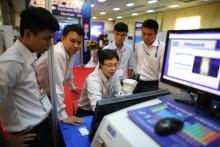 Kết nối và đón nhận cơ hội đầu tư tại NEPCON Vietnam 2016