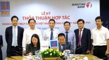 Bảo hiểm PVI và Maritime Bank ký thỏa thuận hợp tác toàn diện