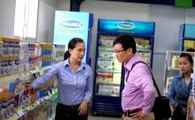 Vinamilk khai trương điểm bán hàng 'Tự hào hàng Việt'