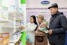 Sản phẩm của Vinamilk được lòng người Nga
