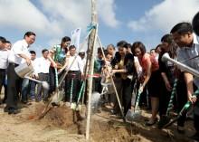 10.520 cây xanh trồng mới tại Khu di tích đường Hồ Chí Minh