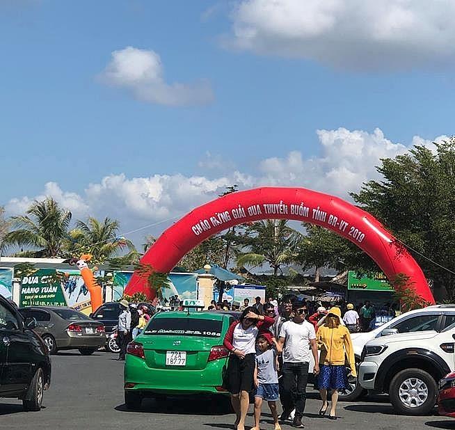 hap dan tai giai dua thuyen buom vung tau marina 2019