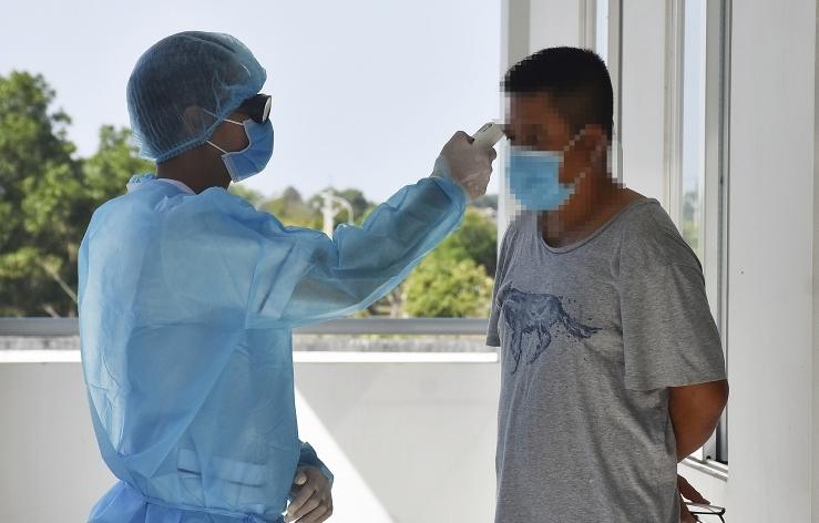 Bà Rịa - Vũng Tàu chưa ghi nhận trường hợp nhiễm Covid-19