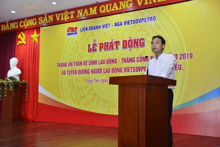 vietsovpetro phat dong thang atvsld va thang cong nhan nam 2019