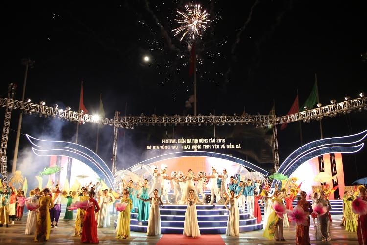 khai mac festival bien ba ria vung tau 2018