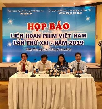 lien hoan phim viet nam lan thu 21 se dien ra tai thanh pho bien vung tau