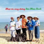 """Vô Diện đại sứ cho """"Bức họa ven biển"""" dài nhất Việt Nam"""