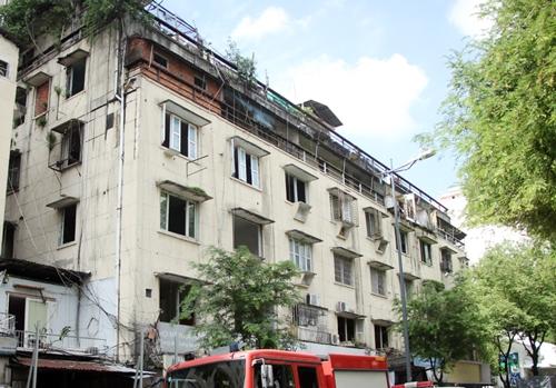 Ông Đoàn Ngọc Hải cưỡng chế di dời chung cư cũ ở Sài Gòn