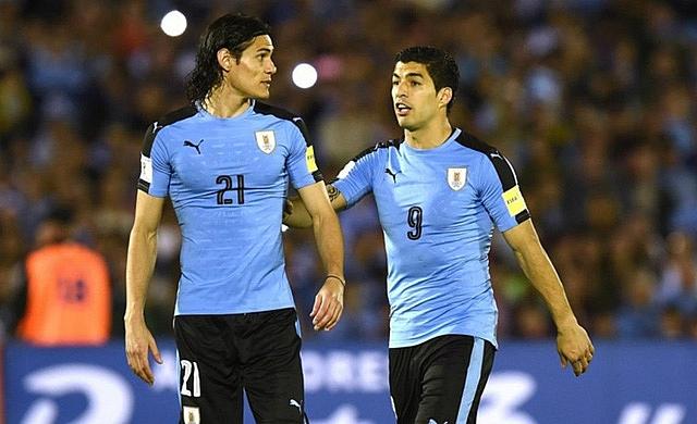 bang a world cup 2018 uruguay sang cua dau bang