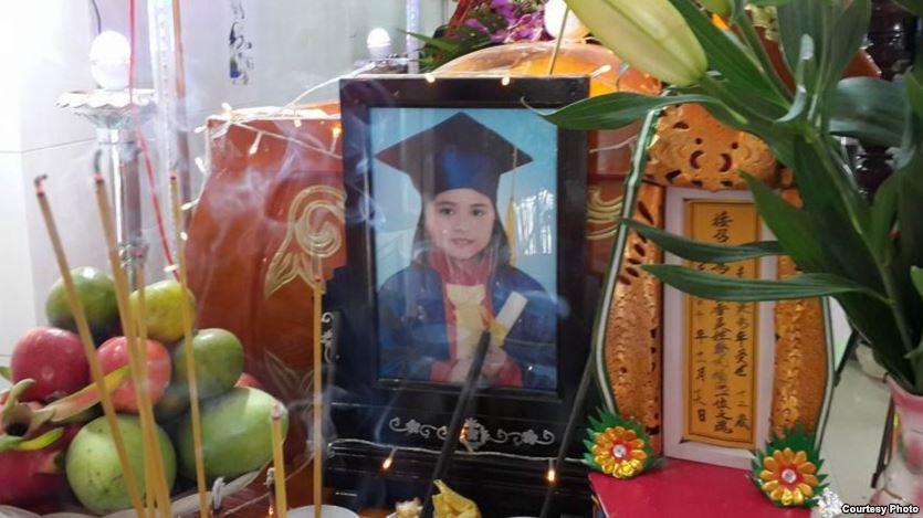 Học sinh chết sau khi bị phạt: Cô giáo có thể phải đi tù!