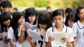 Vẫn giữ thang điểm 10 cho kỳ thi THPT quốc gia