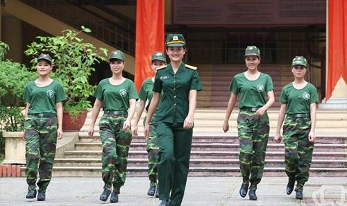 Công bố môn thi xét tuyển vào các trường quân đội năm 2015