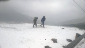 Đợt rét kỷ lục 'nhấn chìm' Lạng Sơn trong băng tuyết
