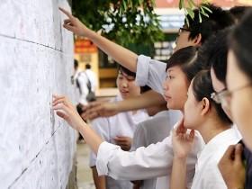 Công bố quy chế thi THPT quốc gia và tuyển sinh ĐH, CĐ