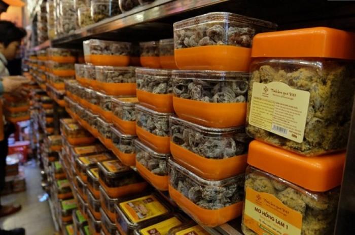 Dừng lưu thông sản phẩm ô mai của Hồng Lam