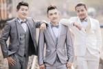 Đám cưới kỳ lạ của 3 chàng trai đồng tính