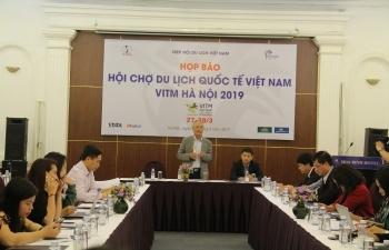 """Nhiều hoạt động """"kích cầu du lịch"""" tại Hội chợ VITM Hà Nội 2019"""