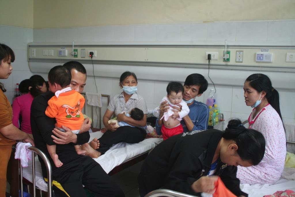 Cục Y tế dự phòng công bố: Đã có 108 trẻ tử vong do sởi