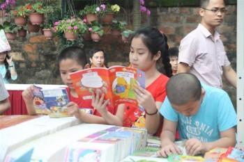 Sẽ có hội sách cho trẻ em Thủ đô nhân ngày Quốc tế thiếu nhi