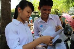 Gợi ý giải đề thi THPT Quốc gia 2015 môn Ngoại Ngữ