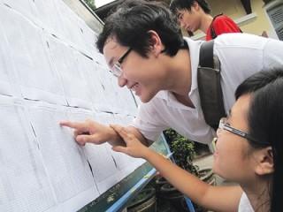 Công bố ngưỡng điểm đầu vào ĐH Quốc gia Hà Nội
