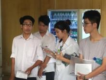 Công bố điểm sàn Đại học 2016