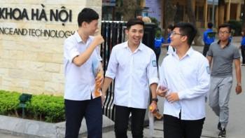 195 thí sinh được tuyển thẳng vào ĐH Bách khoa Hà Nội