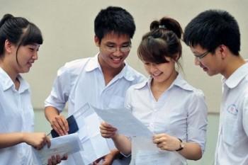 Bắt đầu thử đăng ký xét tuyển vào Đại học