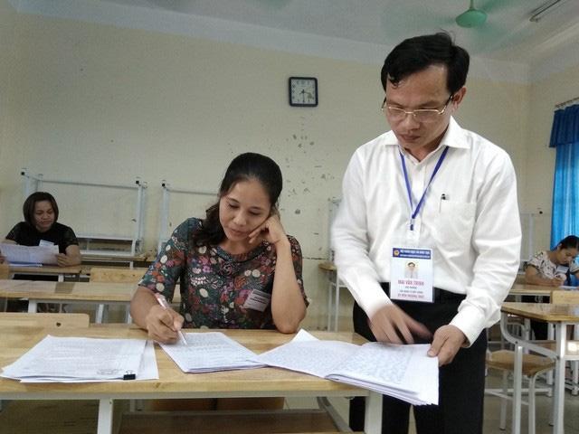 Bộ GD&ĐT lập đoàn kiểm tra thi THPT Quốc gia của Hà Giang