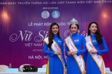 """Giải thưởng khủng của 'Nữ sinh viên Việt Nam duyên dáng"""""""