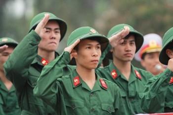 Hơn 1.000 chỉ tiêu nguyện vọng bổ sung của các trường Quân đội