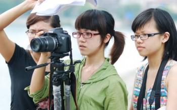 Cơ hội cho các thí sinh thích nghề báo