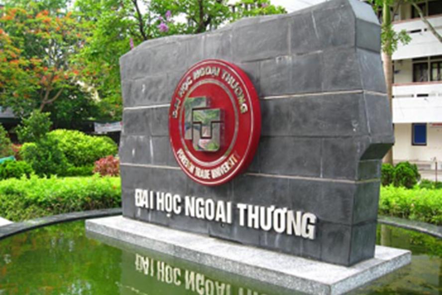 dai hoc ngoai thuong cong bo diem chuan nam 2018