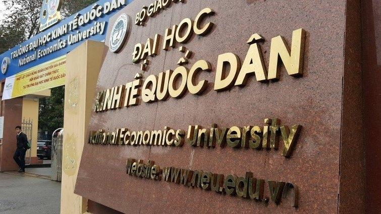 Điểm chuẩn chính thức của Đại học Kinh tế Quốc dân 2018