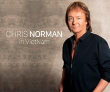 Danh ca Chris Norman đã đến Việt Nam