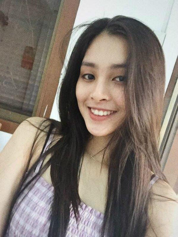 Nhan sắc đời thường đáng yêu của tân hoa hậu Việt Nam