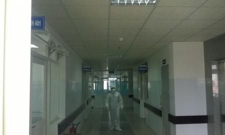 benh nhan o da nang khong nhiem ebola