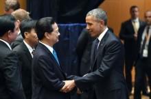 Obama ủng hộ lập trường của Việt Nam ở Biển Đông