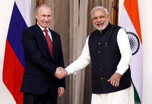 Nga và Ấn Độ thách thức Mỹ