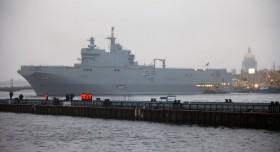 """Nga – """"Tái ông thất mã"""" trong vụ tàu đổ bộ Mistral"""