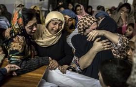 [Chùm ảnh] Thảm sát trường học tại Pakistan