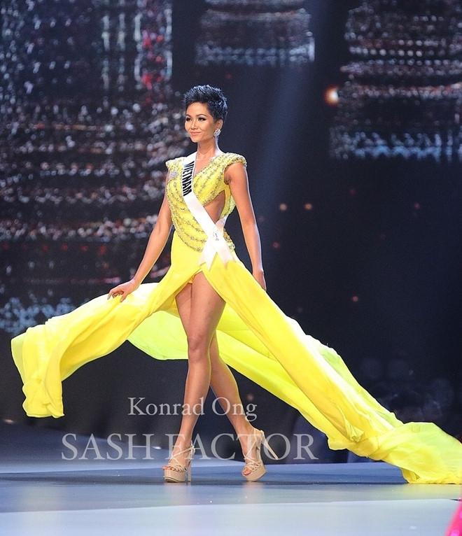 H'Hen Niê được dự đoán sẽ đăng quang Miss Universe 2018