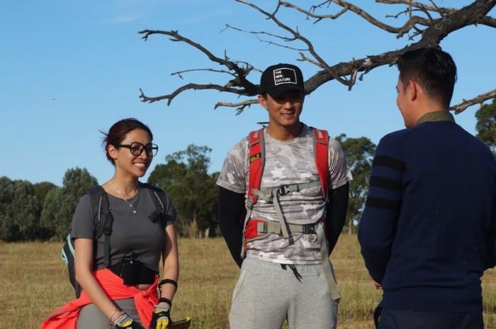 'Cuộc đua kỳ thú': Top 4 chật vật đếm cừu tại Úc