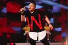 'Thần tượng âm nhạc nhí': Cùng lúc chia tay hai thí sinh