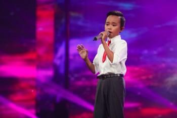 'Thần tượng âm nhạc nhí': Hồ Văn Cường tiếp tục dẫn đầu bình chọn