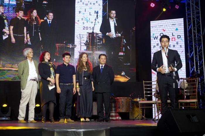 'Cuộc đời của Yến' đạt giải Phim hay nhất LHP Philippines