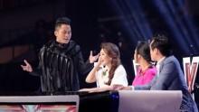 Giám khảo 'Nhân tố bí ẩn' tranh cãi vì tiết mục của thí sinh