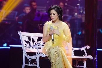 Thu Phương: Sinh ra là để hát nhạc Việt Anh!