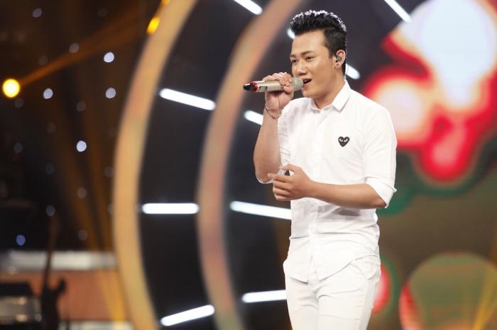 vietnam idol 2016 chang trai bun bo bat ngo chia tay chuong trinh